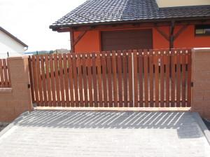 brána odsuvná
