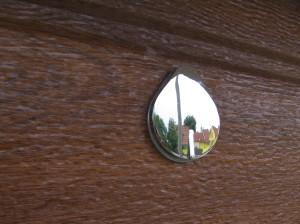 vrata zlatý dub, zámek-detail