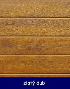 zlatý dub lamela