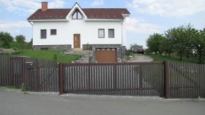 brána odsuvná do boku
